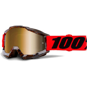 100% Accuri Anti Fog Mirror Goggles vendome